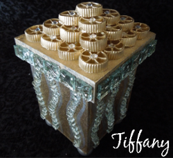 Decorative Pasta Art Box
