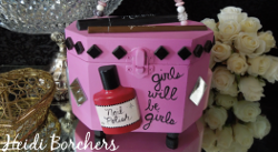 Girly Makeup Case