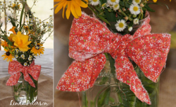 No Twist Fabric Bow