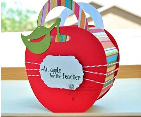 An Apple for Teacher Gift Box
