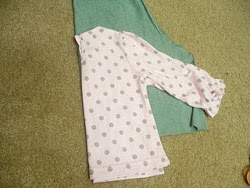 Little Girl's Butterfly Shrug