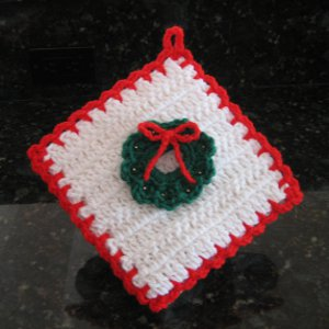 Christmas Decoration Potholder