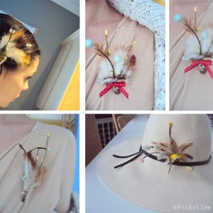 DIY Boutonniere Finished