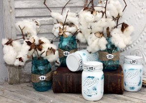 Easy Rustic Mason Jar Decorations Favecrafts Com