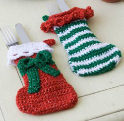 Elf-Size Stocking Ornament | FaveCrafts.com