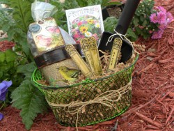 Friendship Garden Gift Basket
