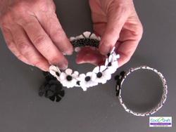 Felt Fl Plastic Bottle Bracelet