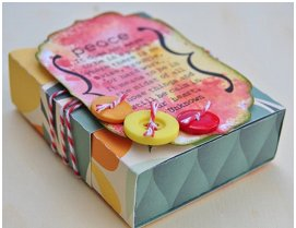 Inspirational Note Gift Box