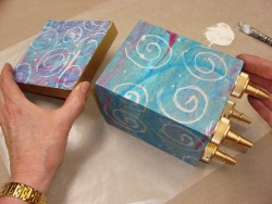 Tissue Art Box