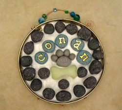 Pet Mosaic Plaque