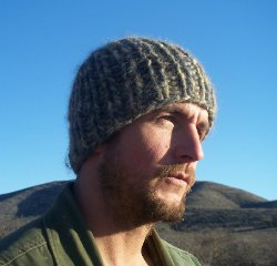 Rugged Bulky Knit Hat