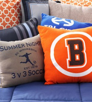 T-Shirt Throw Pillow Tutorial