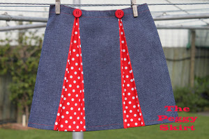 The Peggy Skirt