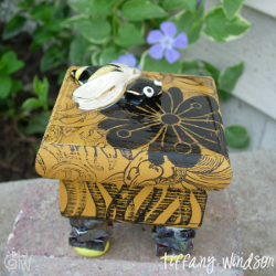 Butterfly and Bloom Box