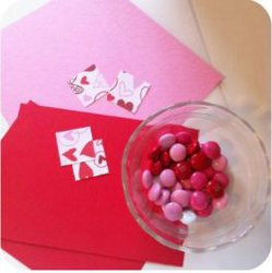 Candy Filled Love Letters