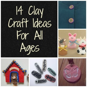14 Clay Craft Ideas For All Ages Favecrafts Com