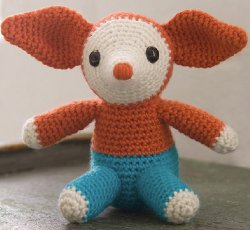 Learn To Crochet A Cuddly Elmer Doll