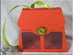 Layered Window Gift Tag