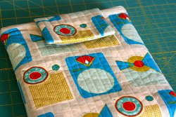 Fabric iPad Cover Tutorial