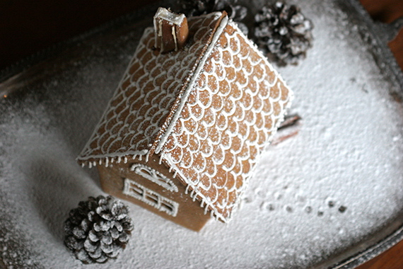 Gingerbread House (Lebkuchenhaus)