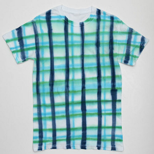 Impatient Plaid Tee