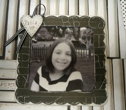 Sizzix Memory Frame