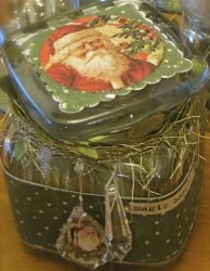 Christmas Spirit Jars
