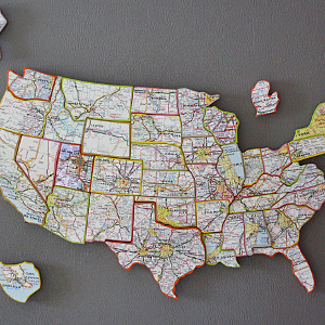 State Map Magnets