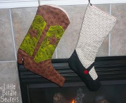 Christmas Stylish Stockings