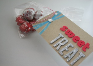 Sweet Treat Favor Bag