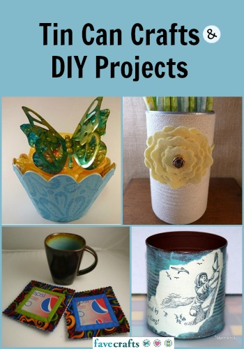 12 soda can crafts for everyone for Tin cans for crafts