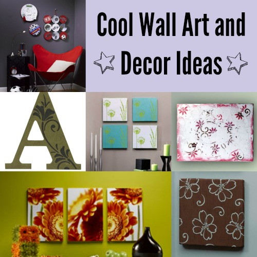 26 Cool Wall Art and Decor Ideas + 5 New DIY Projects | FaveCrafts.com