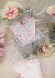 Keepsake Wedding Guest Box