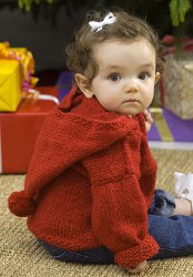 Knit Christmas Pullover