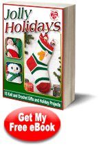 Jolly holidays 15 free knit and crochet gifts and holiday red heart yarns jolly holidays free ebook fandeluxe Document