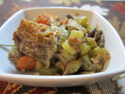 Vegetable Based Stuffing