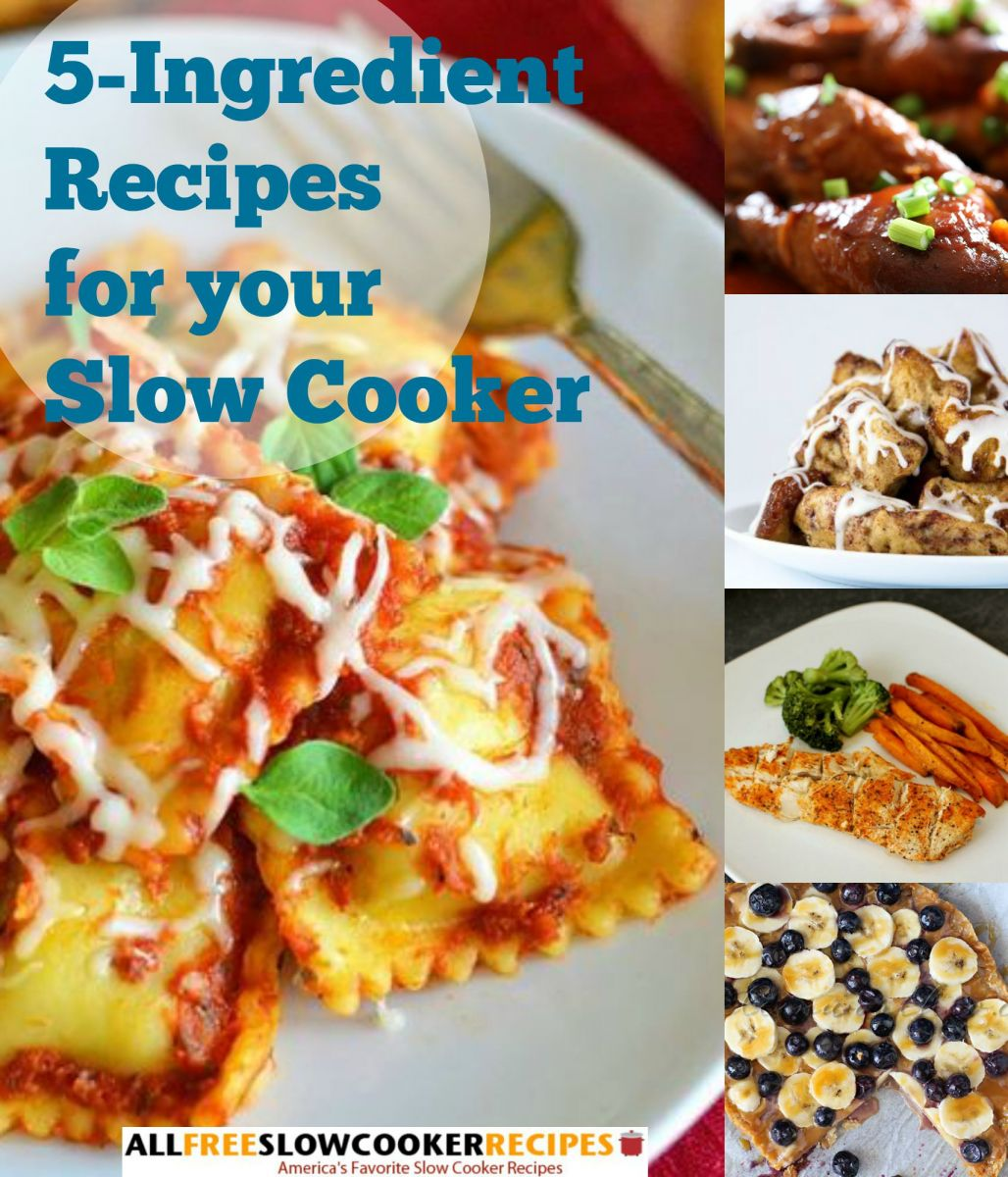 5 ingredient recipes best slow cooker recipes with 5 ingredients or 5 ingredient recipes best slow cooker recipes with 5 ingredients or less forumfinder Image collections