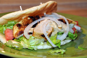 Easy Chicken Shawarma