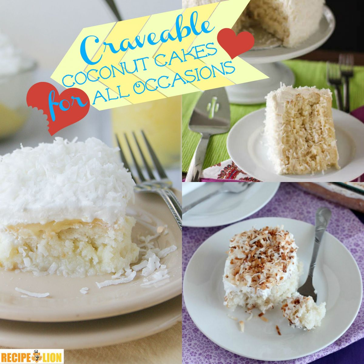 Best Coconut Cake Recipes