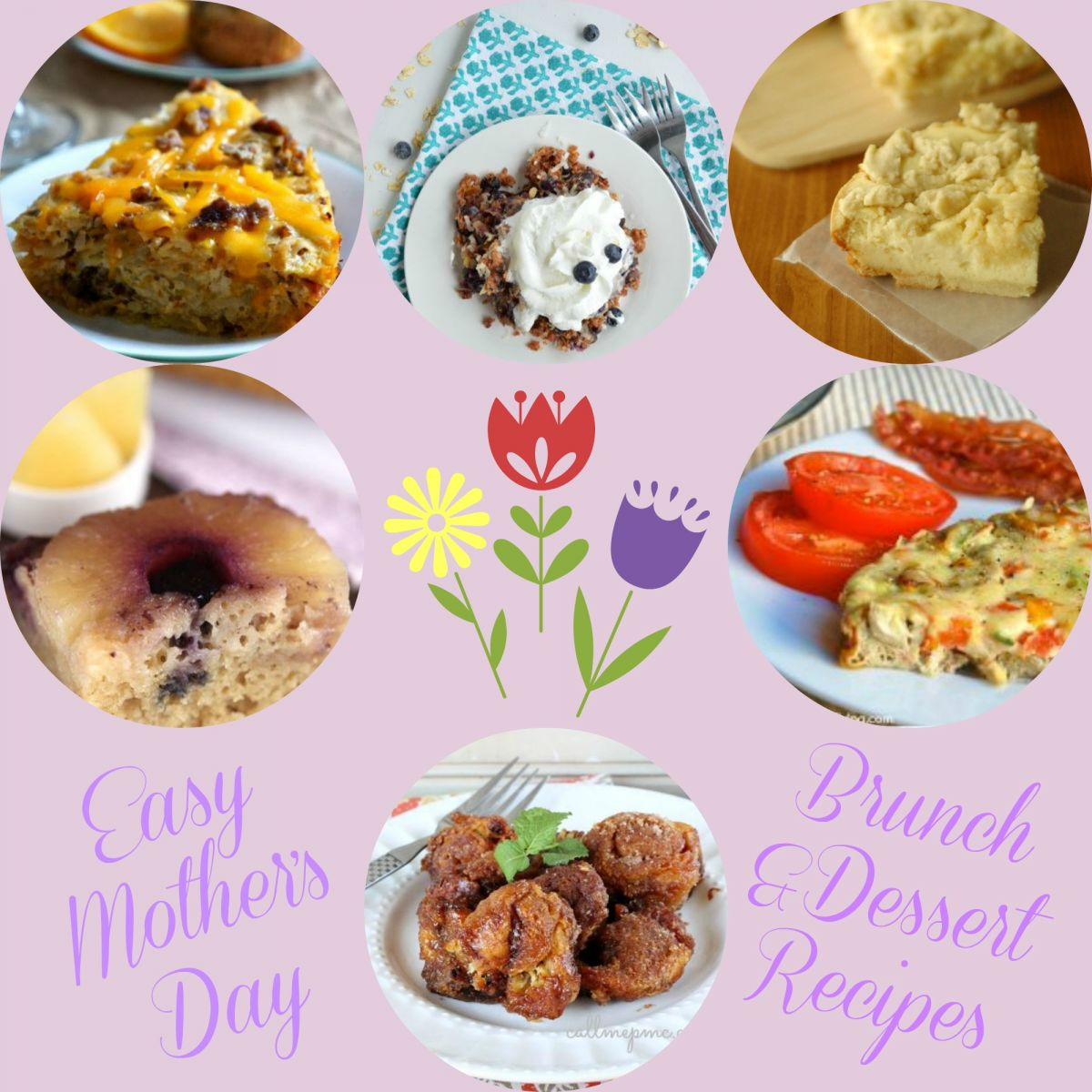 16 mother 39 s day brunch ideas and mother 39 s day sweets for Breakfast ideas for mom