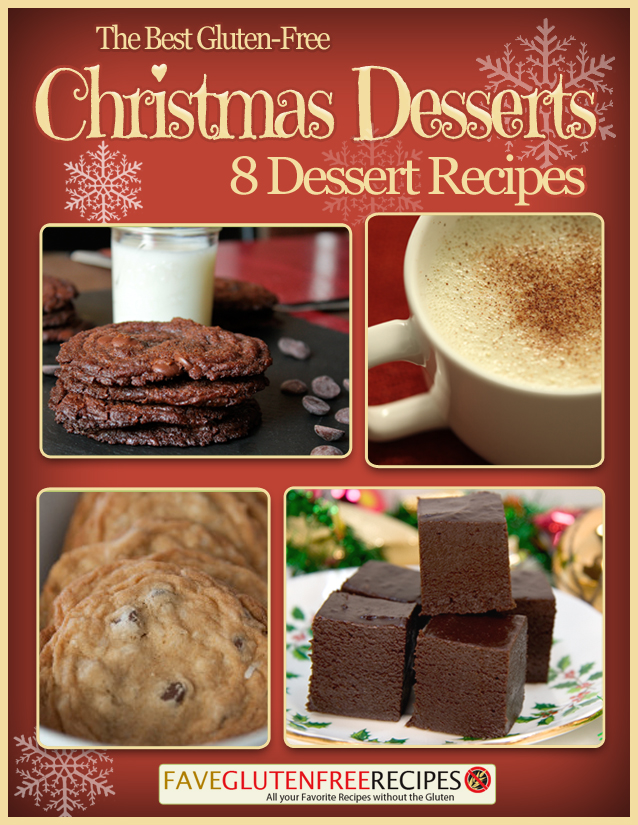 Gluten-Free Christmas Dessert Recipes
