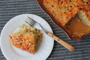Mac and Cheese Bake