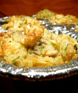 Mashed Potato Stuffing