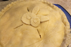 Old Fashioned Pie Crust