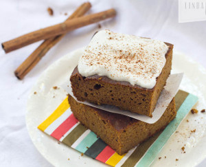 Pumpkin Party Bars
