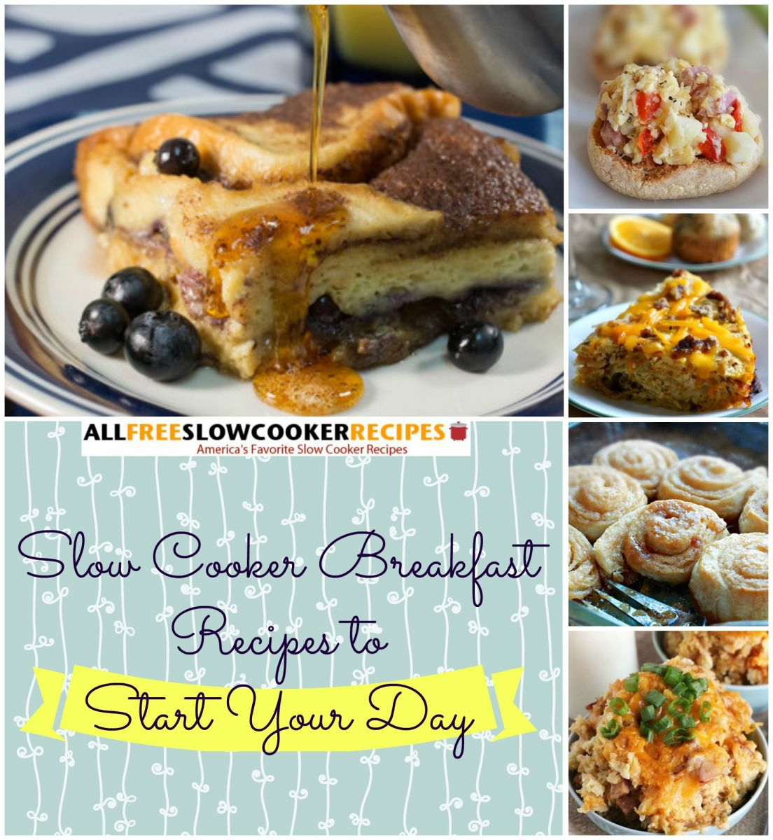 28 Slow Cooker Breakfast Recipes To Start Your Day ...