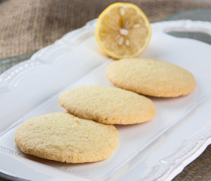 Sweet and Simple Lemon Sugar Cookies