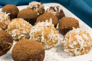 Perfect No Bake Peanut Butter Balls
