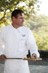 Chef Todd Knoll for Jordan Winery