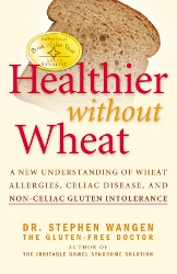 Healthier Without Wheat Book Review